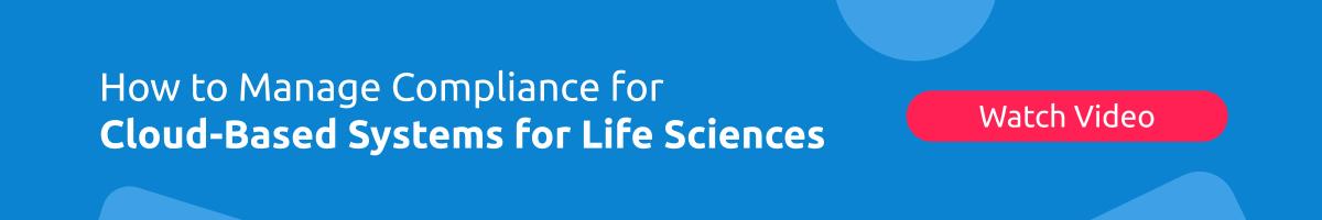 CTA Banner - Webinar - Bio IT World Life Sciences Compliance
