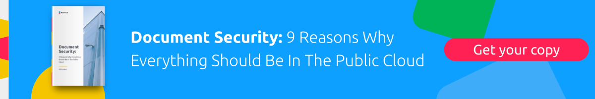 CTA Banner - ebook - 9 reasons for public cloud