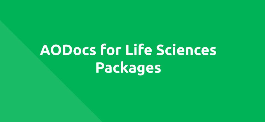 AOLife packages
