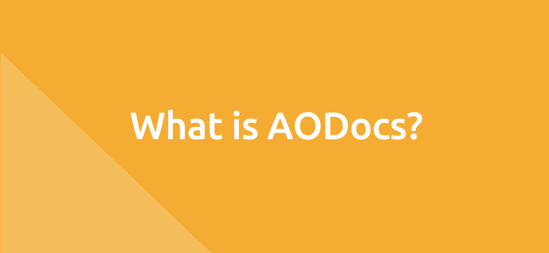 What is AODocs?