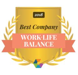 Best work life balance