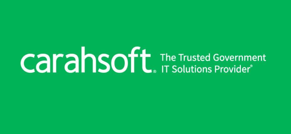 Carahsoft-Webinar