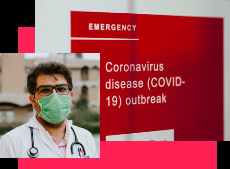 COVID-19 Customer Care Program Header